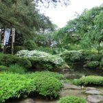 天神祭の菅家庭園