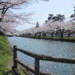 鶴ヶ岡城址公園